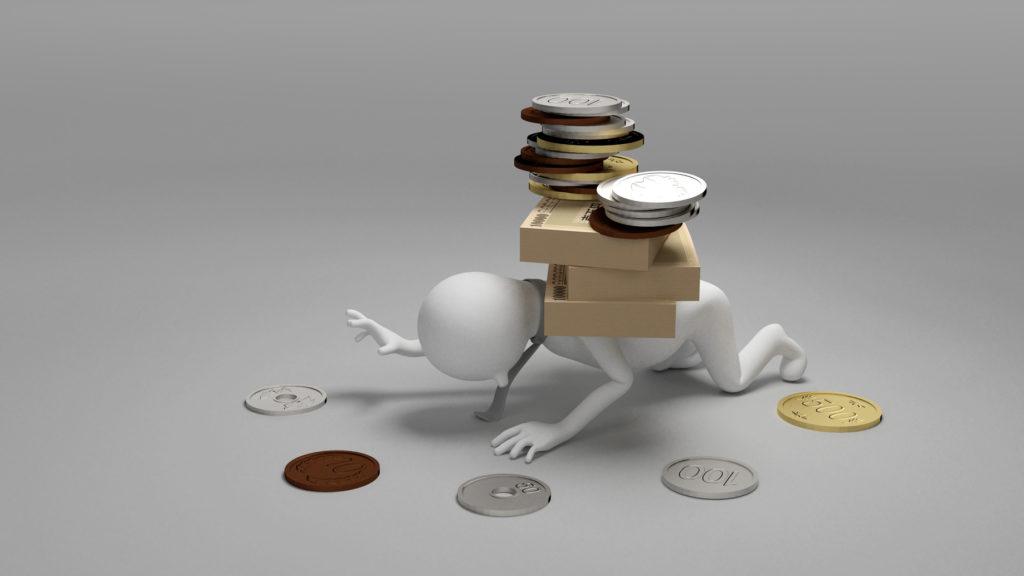 バックオフィスのコストが肥大化しやすい